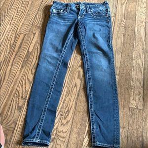 Size 0 length 29 vigross jeans super cute jeans
